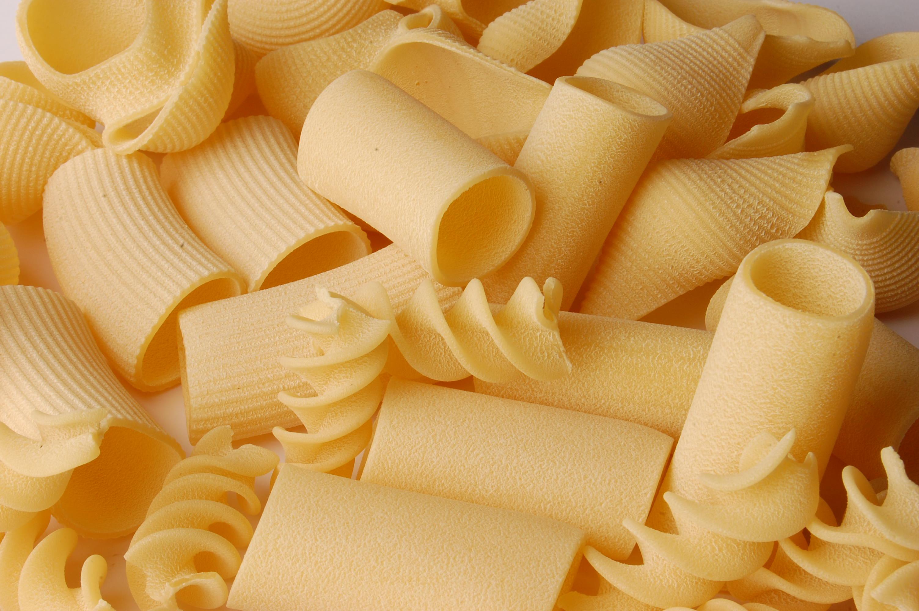 La porosità della pasta di semola di grano duro